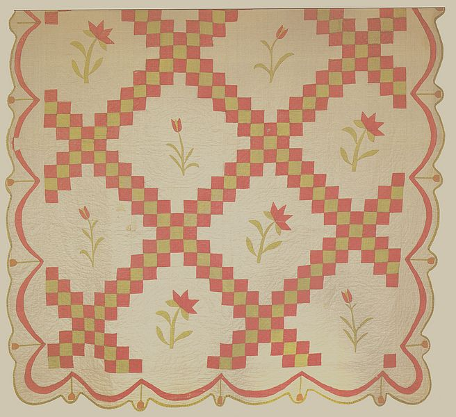 Clio Quilts As Visual History In 19th And 20th Century America